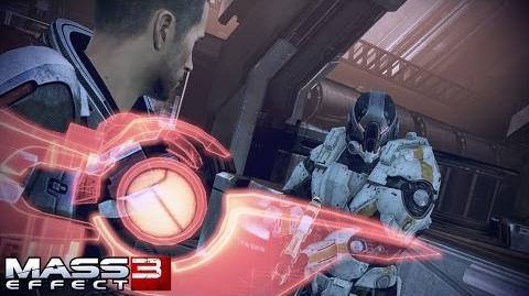 Mass Effect 3 - Demo Music Gameplay (Клип)