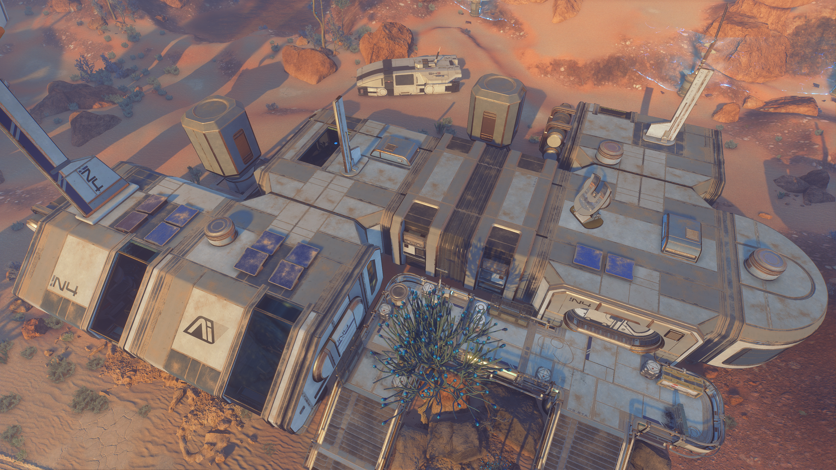 A better beginning - site 1 outpost central control exterior.png