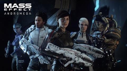 Mass Effect™ Andromeda – oficjalny zwiastun Sary Ryder