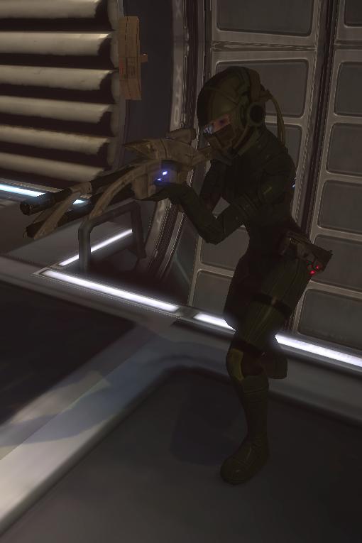 Cerberus-Scharfschütze
