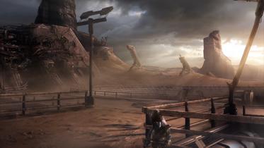 Mass Effect 3 EC 33