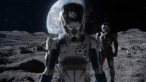 Mass Effect Andromeda - Andromeda Initiative Orientation Briefing Trailer