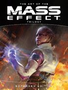 The Art of the Mass Effect Trilogy Expanded Edition portada