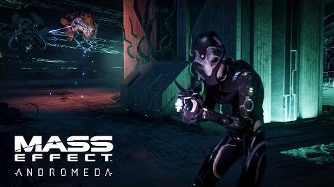 """MASS EFFECT™ ANDROMEDA – APEX Mission Brief 05 """"Archon's Remnant Fortress"""""""