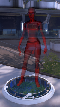 Avina appears to have bathed in the digital blood of her enemies