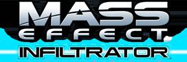 Mass Effect: Infiltrator logo