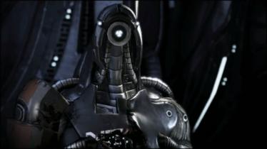 Legion in the memories of Shepard