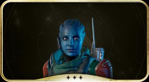 Asari Huntress (Mass Effect: Andromeda)