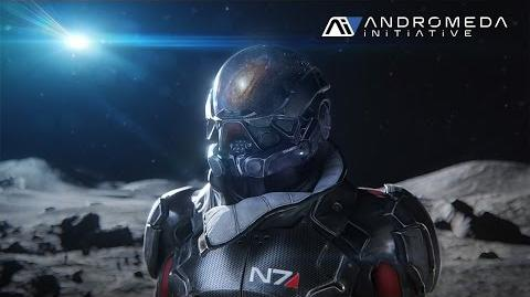 MASS EFFECT™ ANDROMEDA – Join the Andromeda Initiative