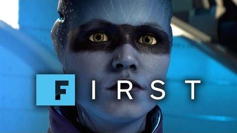 17 Minutes of Mass Effect Andromeda Peebee's Loyalty Mission Gameplay (4K 60fps) - IGN First