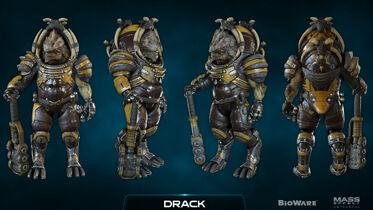 Drack char kit 2