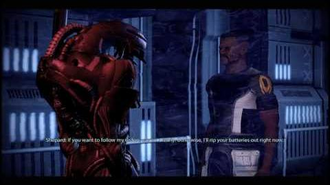 Mass Effect 2 - Legion (Geth Companion)