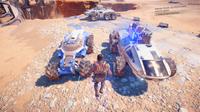 MEA Nomad vs Todoterreno TORQ-D.V3