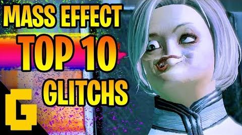 Mass Effect Andromeda TOP 10 glitch (Before Bioware's 1