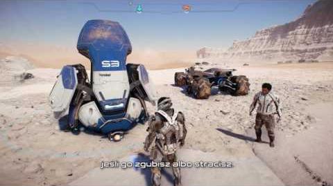 Mass Effect™ Andromeda Eksploracja i Odkrycia Wideo z rozgrywką - część 3