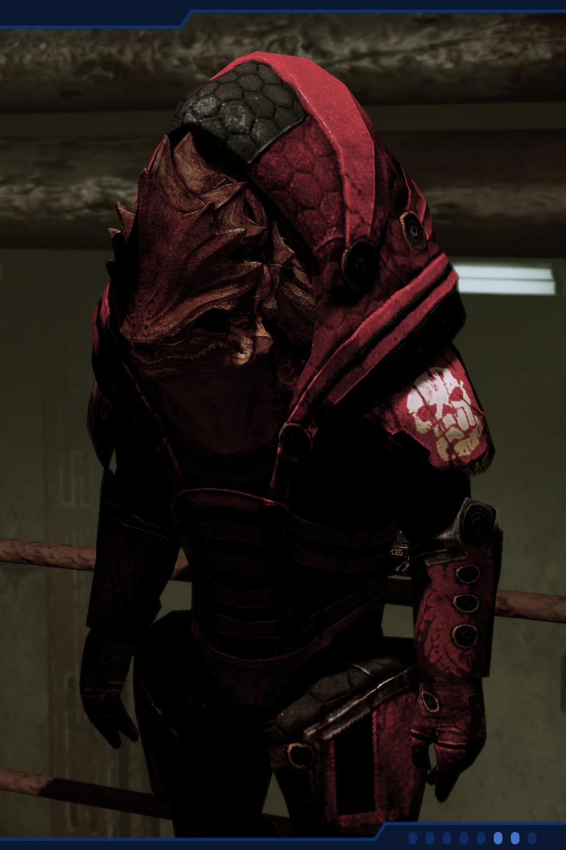 Вербовщик «Кровавой стаи»