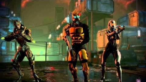 Mass Effect 3 - Abrechnung Trailer