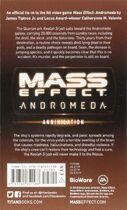 Mass Effect Andromeda Annihilation contraportada