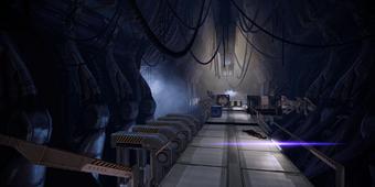 A Reaper's interior