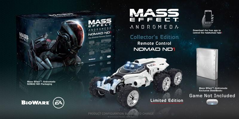 Mass Effect: Andromeda/Edycje