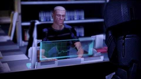 Mass Effect™ 2 - obsada angielskiej wersji językowej