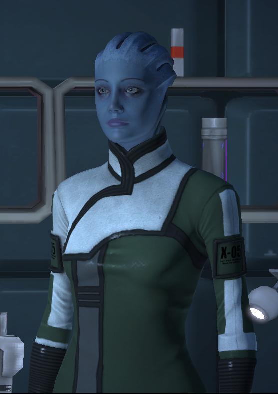 Asari Scientist