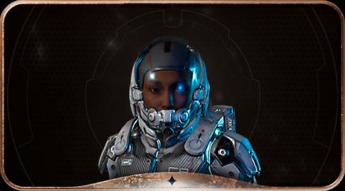 Human Vanguard (Mass Effect: Andromeda)