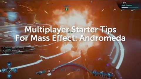 'Mass Effect Andromeda' Multiplayer - Where To Start