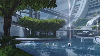 The Presidium reservoir