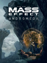 Front cover of The Art of Mass Effect: Andromeda