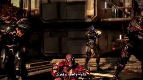 """Mass Effect 3 – zwiastun """"Siły specjalne"""""""