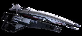 The SSV Normandy SR-1