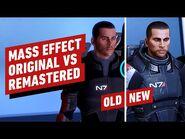 Mass Effect Legendary Edition Changes - Original vs