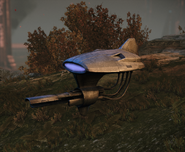 Geth Recon Drone on Eden Prime