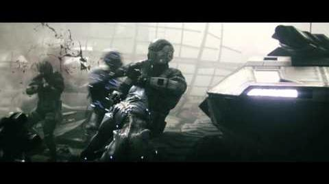 """Mass Effect 3 – zwiastun """"Nie poddamy Ziemi"""" (kobieta)"""