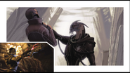 Mass Effect Art Book página 11