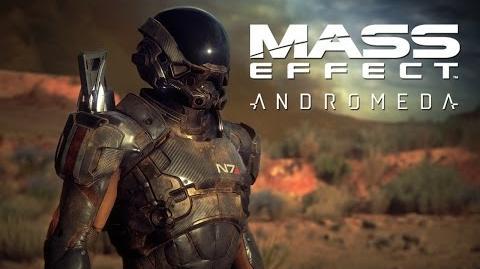 Mars80/Neue Einblicke in Mass Effect: Andromeda