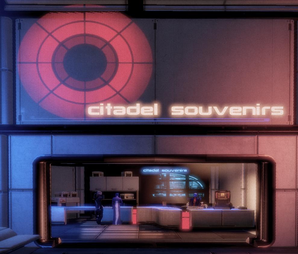 Citadel Souvenirs