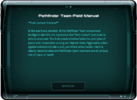 Pathfinder Team Field Manual - First Contact Protocol.png