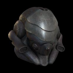 Ancient Angaran Pilot's Helmet