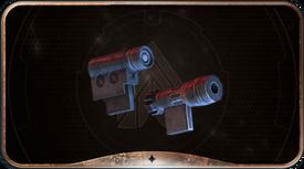 Pistol Tactical Scope IV