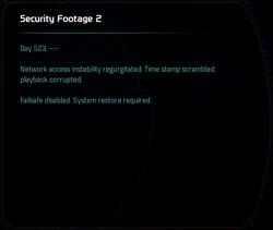 Security Footage 2