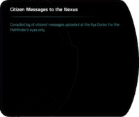 Citizen Messages to the Nexus (Aya Docks).png