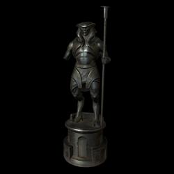Ancient Angaran Figurine