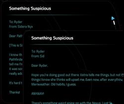 Something Suspicious