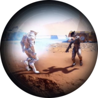 Cryo Beam (multiplayer)