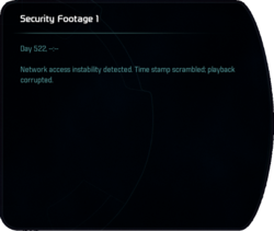 Security Footage 1