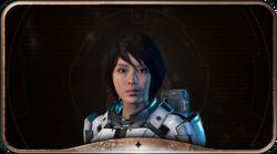 Human Female Sentinel