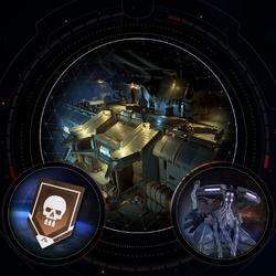 Eliminate Supply Ships