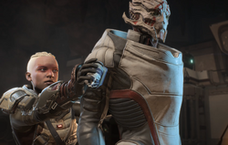 Vetra Nyx: Means and Ends